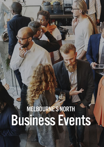 Melbourne's North Business Events