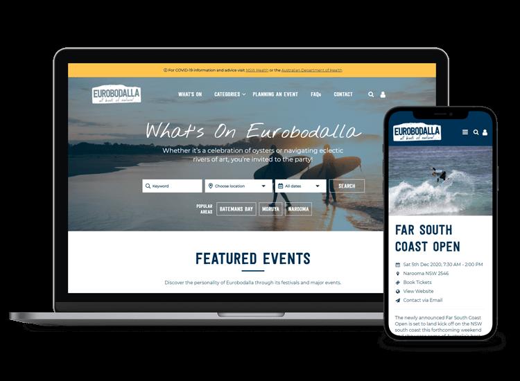 What's On Eurobodalla Event Hub