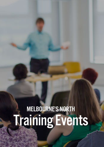 Melbourne's North Training Events