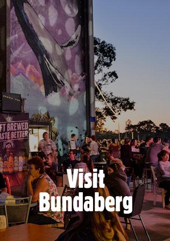 Visit Bundaberg