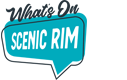 What's On Scenic Rim Logo