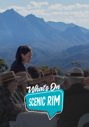 What's On Scenic Rim Cover