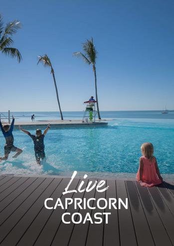 Live Capricorn Coast cover image