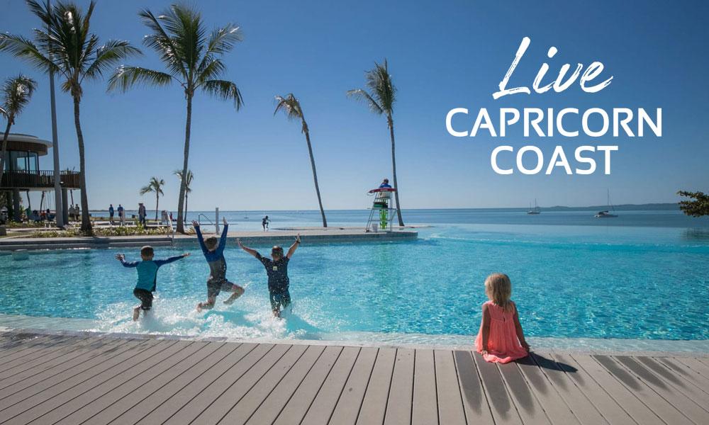 live capricorn coast